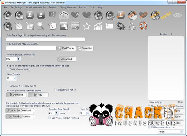 Soundcloud Manager v3 3 1 4 Cracked - ALL SHOPP