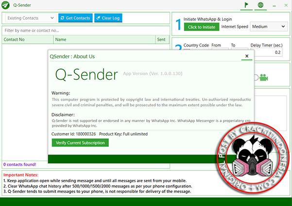 Q-sender130
