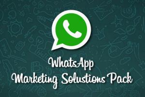 WhatsApp Marketing Package 2021