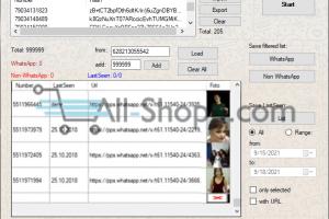 WhasApp Lastseen Filter v5.8